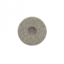 Disque polystyrène pse - gris