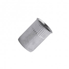 blind rivet nut - steel zinc plated - reduced head 90°