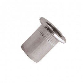 blind rivet nut - stainless steel A2 - cylindrical head
