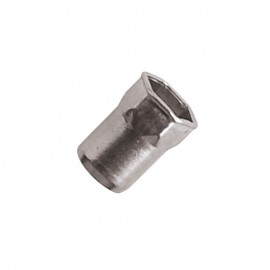 blind rivet nut - Hexagon body - stainless steel A2 -  reduced head 90°