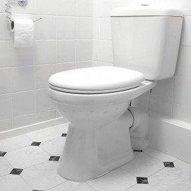 6-sided fixing for WC/bidet