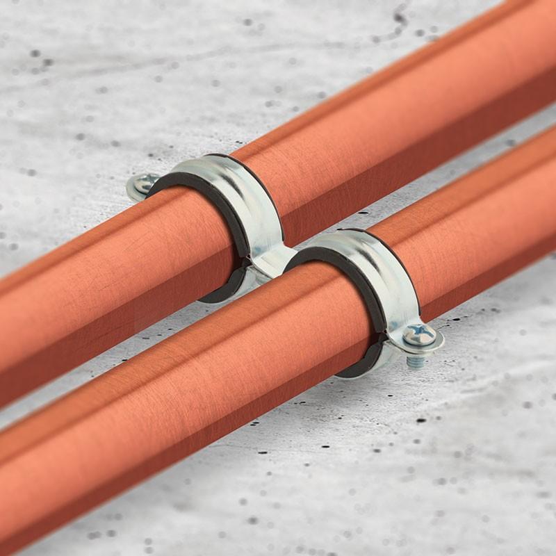 PREMIUM - collier de plomberie double isophonique