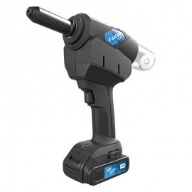 battey tool for blind rivet ø4,0 à 6,4mm