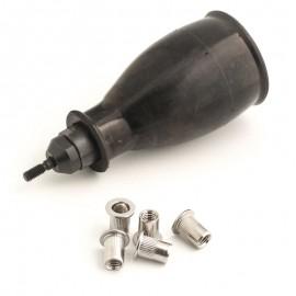Adaptateur / sertisseur pour visseuse M3-M8