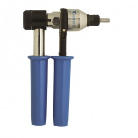 blind rivet nut tool with ratchet system for M6 to M12