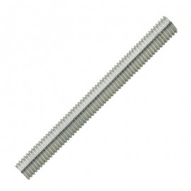 Threaded bar -1 m