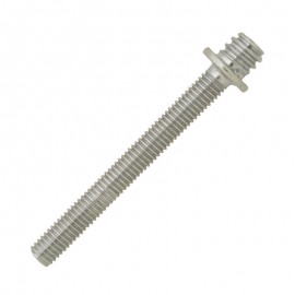 bracket screw for metal - with flange