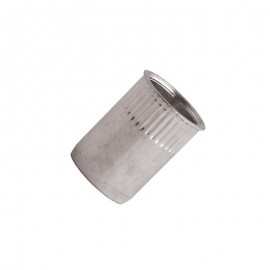 blind rivet nut - stainless steel A2 - reduced head 90°
