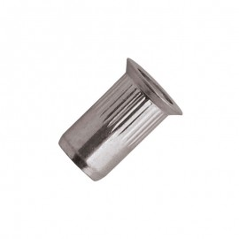 blind rivet nut - stainless steel A2 - countersunk head 90°