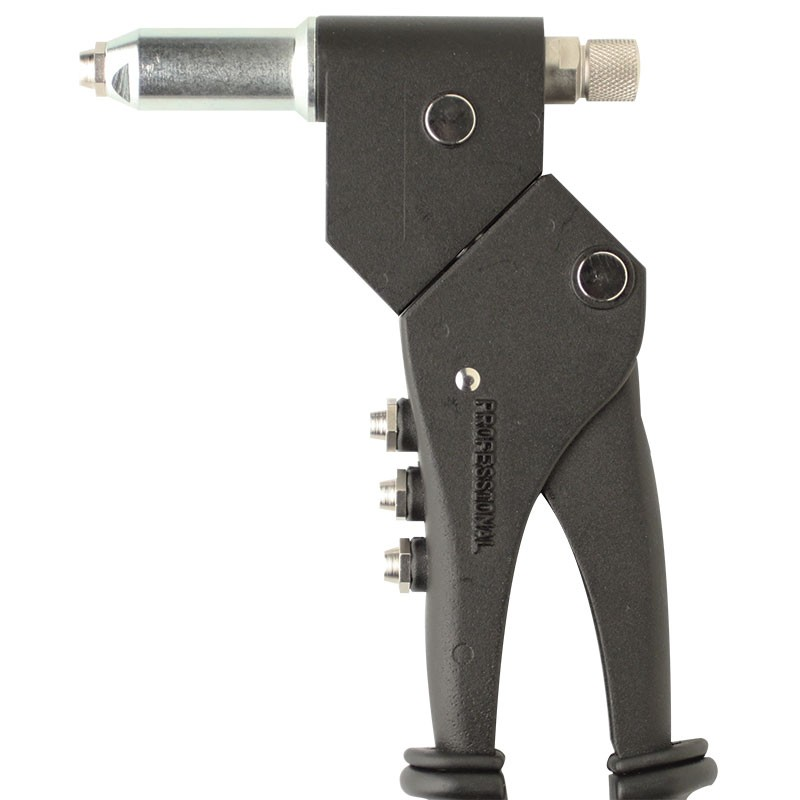 one hand blind rivet tool  swivel head for ø3,0 à 4,8mm