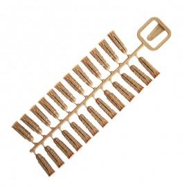 High density Polypropylene universal plug