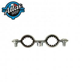 Collier de plomberie double isophonique ATLAS®