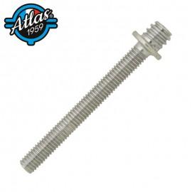Patte à vis métaux - avec collerette ATLAS®