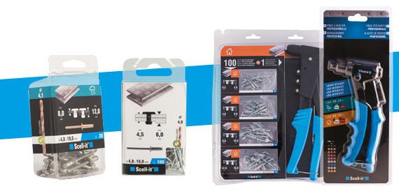 programme rivets packaging